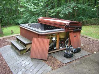Hot tub repair Vancouver
